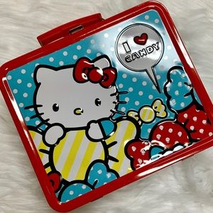 HELLO KITTY LARGE LUNCH BOX GUC